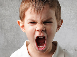 boos kind is aan zonde overgeleverd