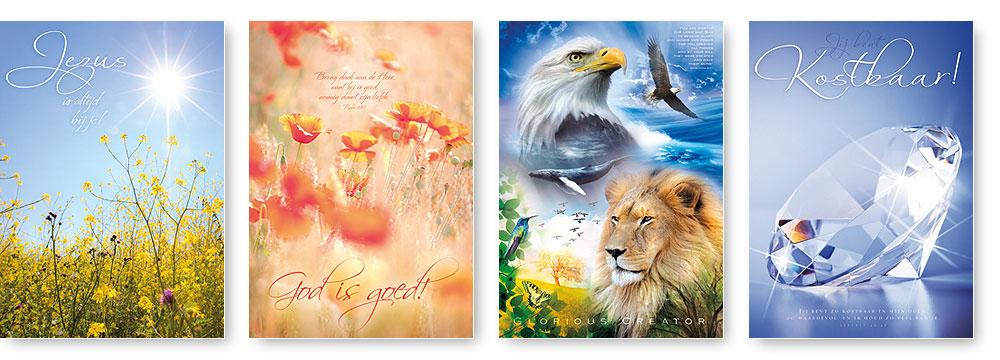 christelijke posters