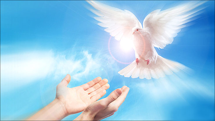 doop vervulling heilige geest