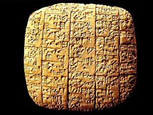 ebla tabletten bijbel archeologie