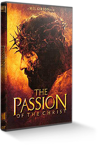 The passion of the christ op dvd