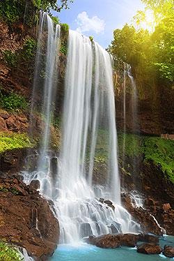 gods liefde waterval