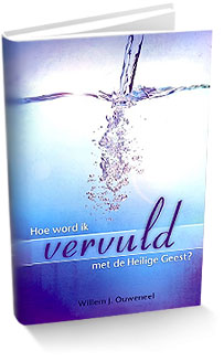 Wordt vervuld met de heilige Geest  Willem Ouweneel