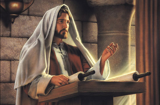 is jezus god prediking