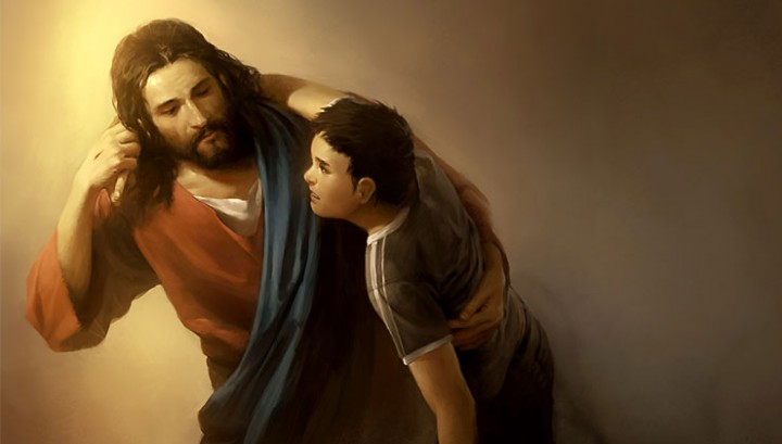 Jezus Christus: onze redder!