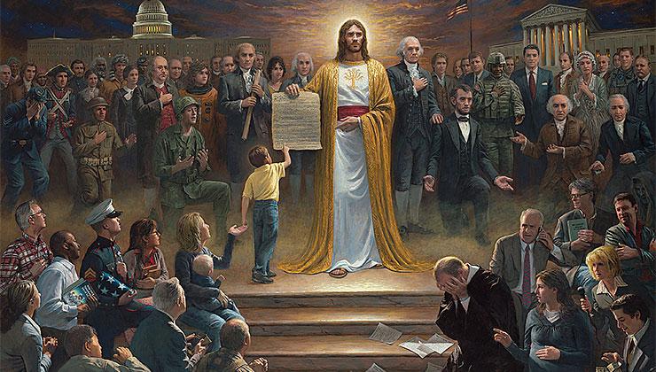 jezus christus koning