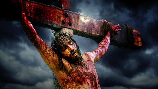 jezus christus kruis