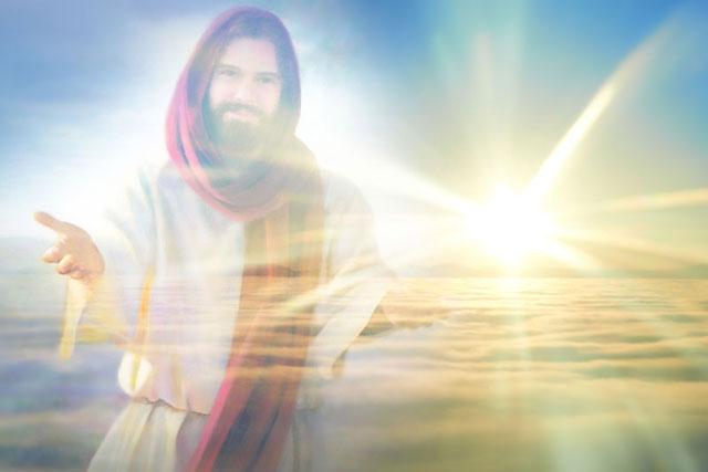 jezus christus licht