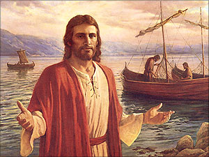 jezus christus is mens en god