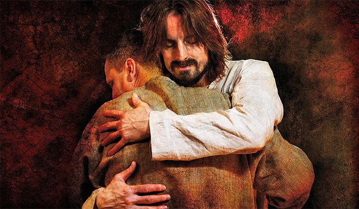 jezus christus redder