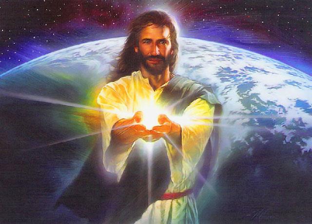 jezus christus redding