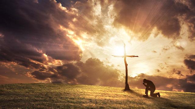 jezus christus vergeving
