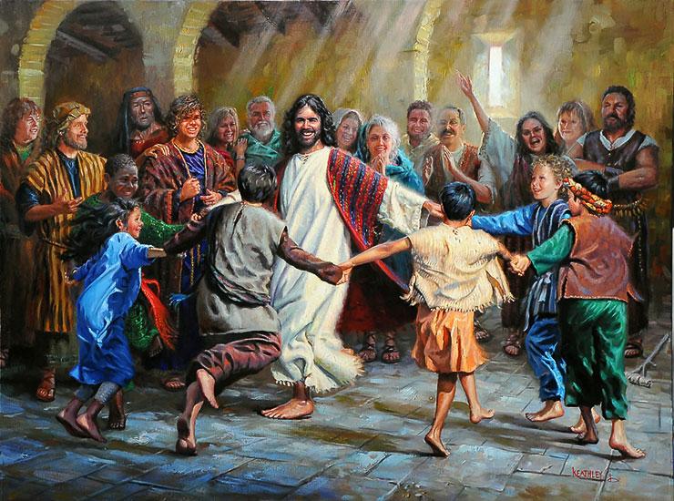 jezus religie vrijheid