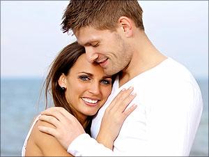 Een man en vrouw