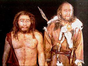 neanderthaler evolutie mens