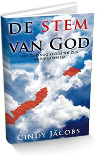 Christelijk boek over de stem van God, van Cindy Jacobs