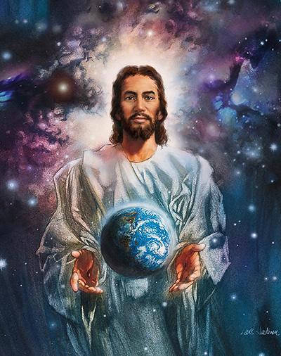 wie is god jezus christus