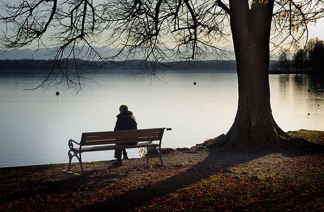 zelfmoord plegen eenzaam