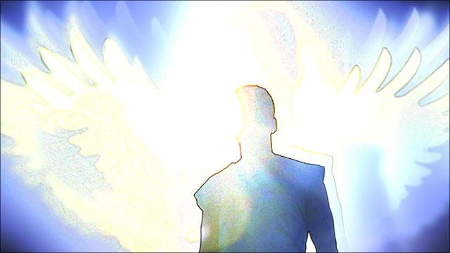 Christelijk boek over engelen