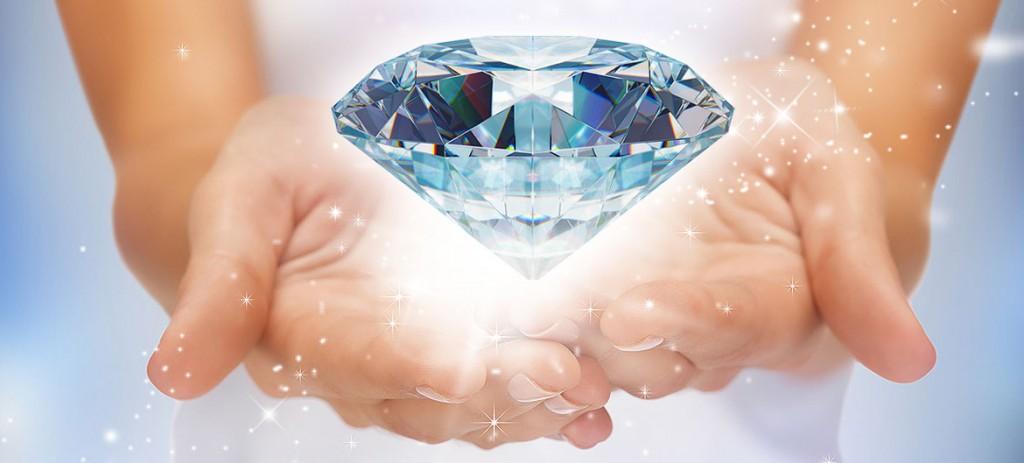 diamant handen breed