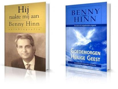 boeken benny hinn