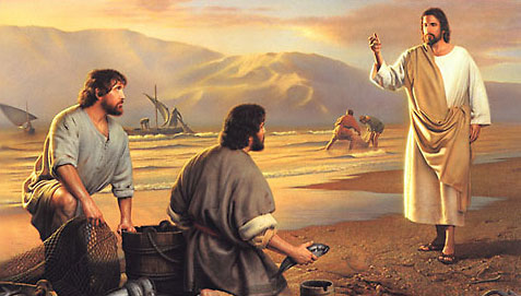 gaven geest jezus