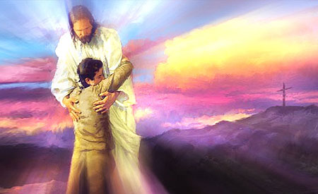 jezus vergeving