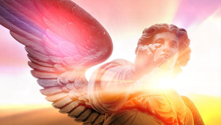 bestaat god engelen