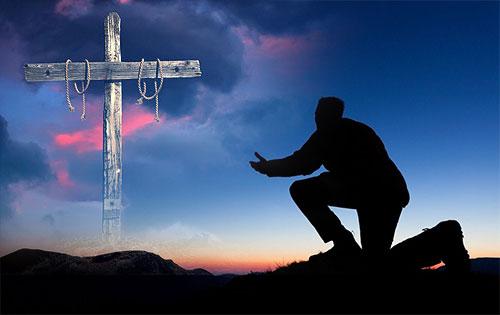 bekering kruis