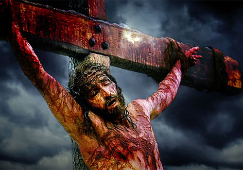 jezus kruis vergeving