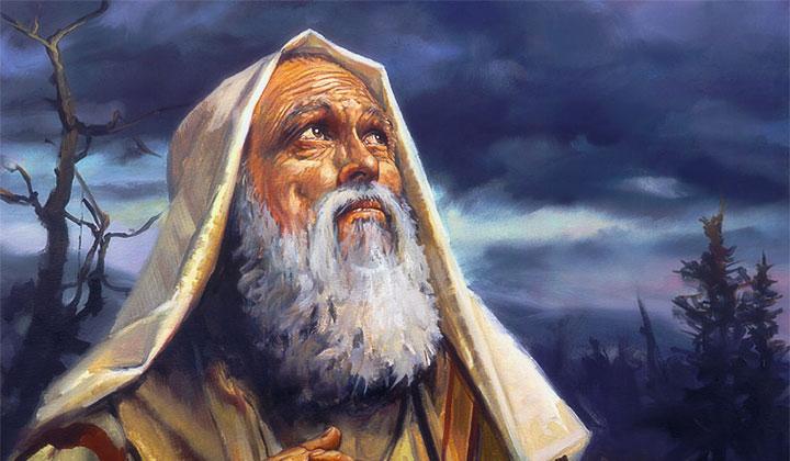 abraham bijbel