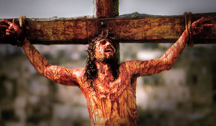 jezus kruis