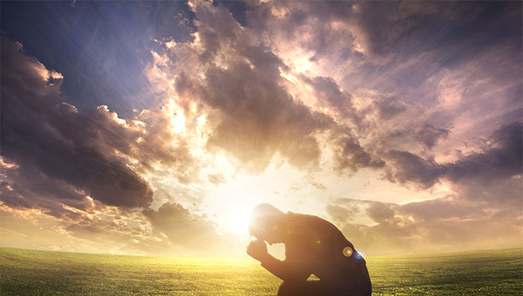 bidden gebed