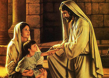 bidden jezus