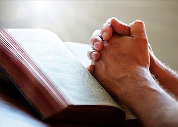 bijbel bidden