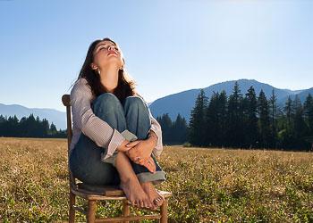 gebed bidden natuur