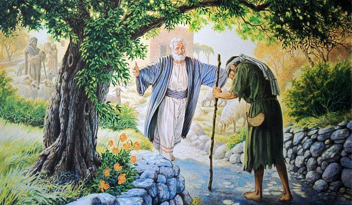 de verloren zoon: gods hart van liefde voor jou!
