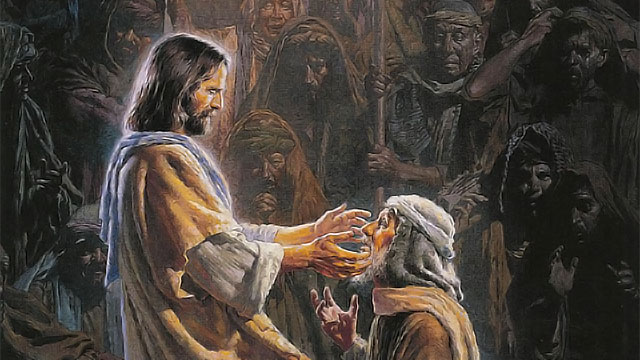 jezus christus genezing
