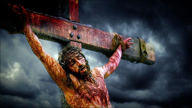 jezus christus kruis god