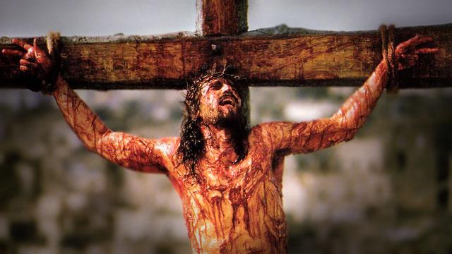 jezus kruisiging