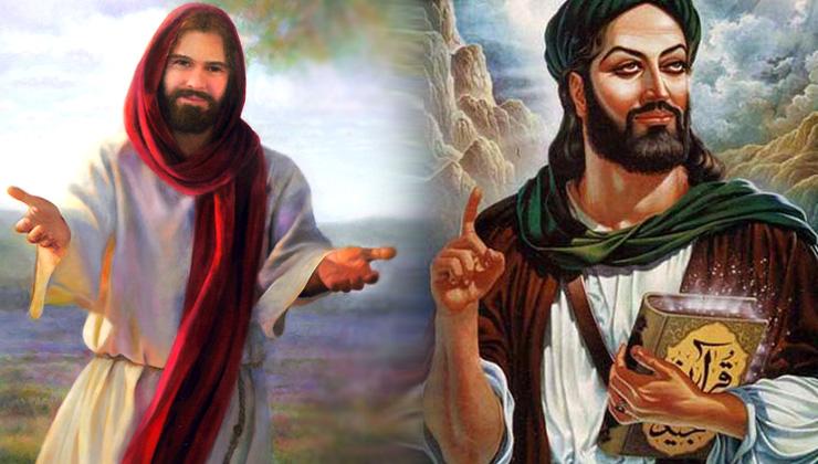 jezus mohammed