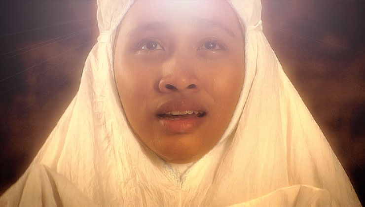 moslims zien jezus dromen