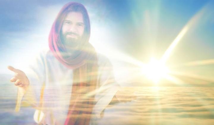 Mensen zien visioenen van Jezus Christus