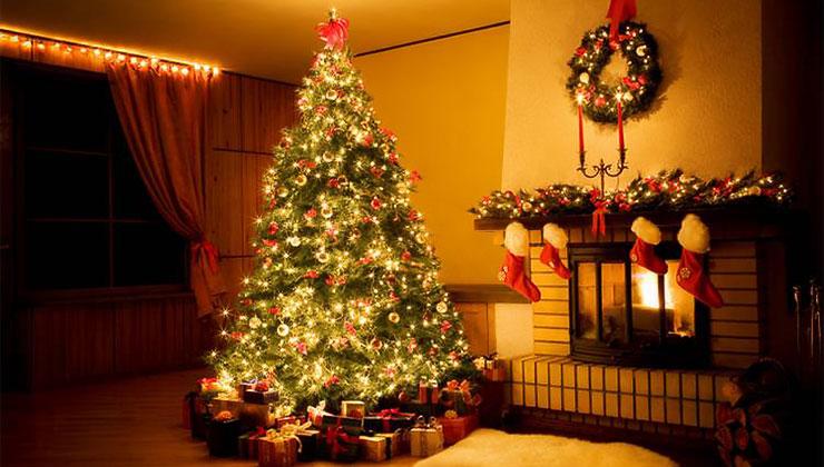 Sluiting met de Kerst
