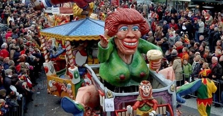 carnaval nederland