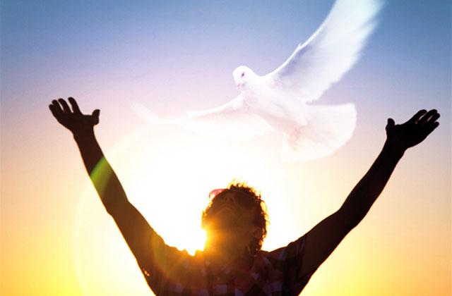 preken online heilige geest