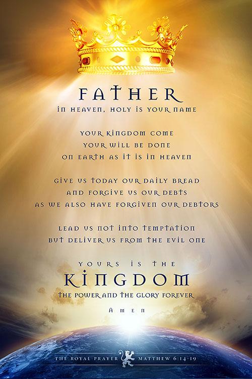 gebed jezus
