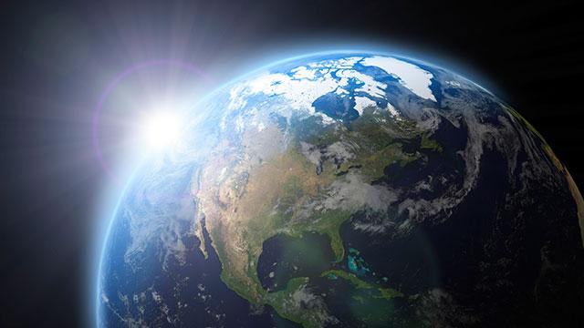 hoop toekomst aarde