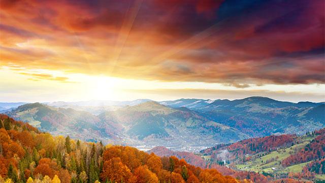 hoopvolle toekomst bergen