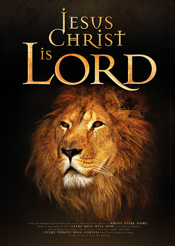 jesus christ is lord